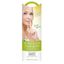 Intimate Care Superglide - női intim síkosító (75ml)
