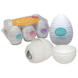 TENGA Egg válogatás I. (6db)
