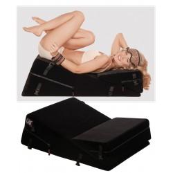 Liberator - szexpárna szett - fekete