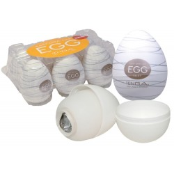 TENGA Egg Silky (6db)