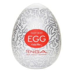 TENGA Egg Keith Haring Party (1db)