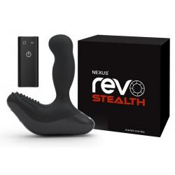 Nexus Revo Stealth - távirányítós, forgó prosztatavibrátor