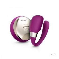LELO Tiani 3- szilikon párvibrátor (lila)