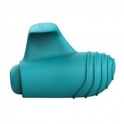 B SWISH Basics - szilikon ujjvibrátor (zöld)