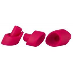 / Womanizer 2GO - XL pótszívóharang szett (3 x 3,5cm)