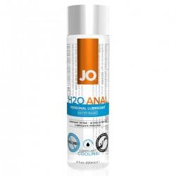 JO H2O Anal Cool - vízbázisú hűsítő anál síkosító (120ml)