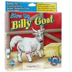 Billy a kecske - felfújható szexháziállat