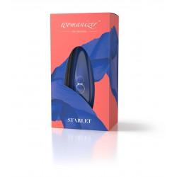 Womanizer Starlet 2 - akkus, vízálló mini csiklóizgató (kék)
