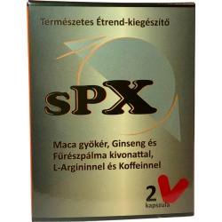 SPX étrendkiegészítő férfiaknak (2db)