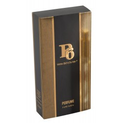 P6 Iso E Super - csajmágnes parfüm szuper férfias illattal (25ml)